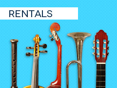 Check our Rentals section